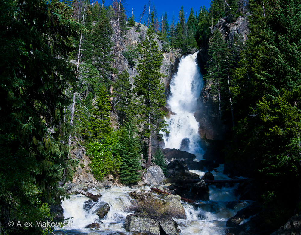 Colorado summer on photography for Fish creek falls