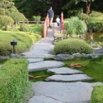 Garden at the New Otani