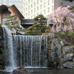 Waterfall at the New Otani
